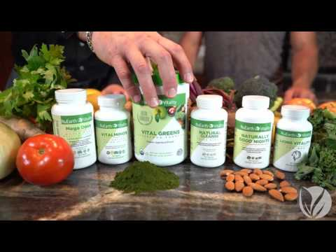 NuEarth Vitality - Improving Your Quality of Life