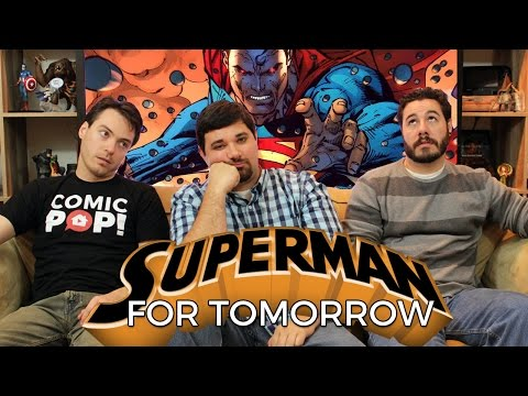 SUPERMAN FOR TOMORROW | Back Issues