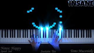 Maroon 5 - Memories (Piano Cover)