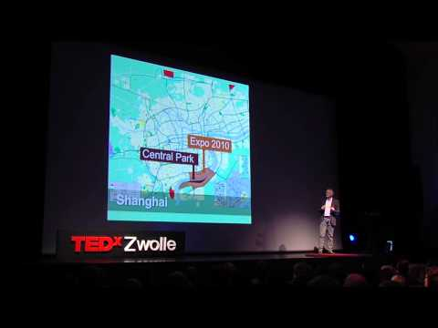 Why do we need green in the cities? | Niek Roozen | TEDxZwolle
