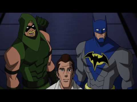 SDCC16- Batman Unlimited: Mechs vs Mutants with John DiMaggio