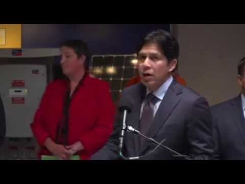 California's Clean Energy Revolution: More Than Just Jobs - Press Conference