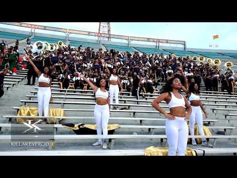Stillman College & Wenonah High School ft. the Lovely Tigerettes - Neck - 2019