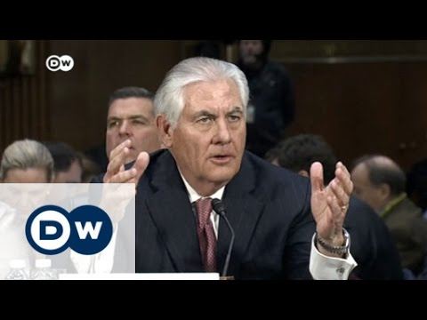 Tillerson creates waves in South China Sea | DW News