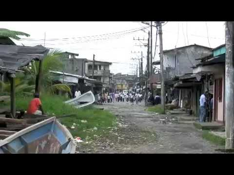 Colombia's Cocaine Towns