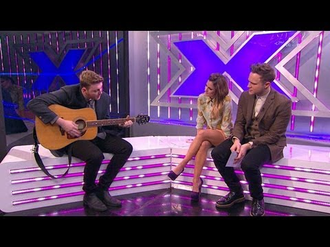 Watch James Arthur sing another of his OWN...