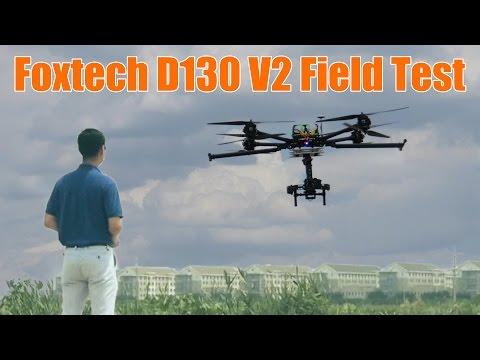 Foxtech D130 V2 Field Test 1