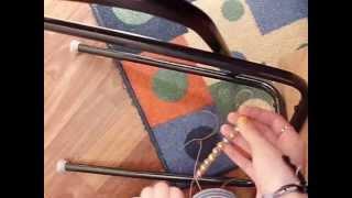 Плетение фенечек by Стюня. Видео-урок № 4.