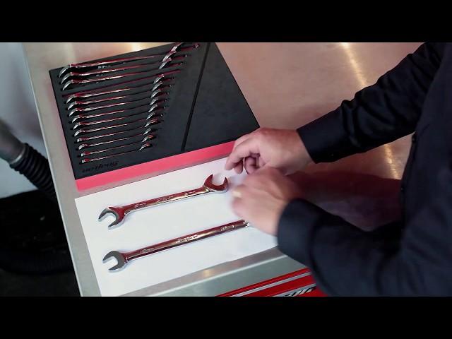 Snap-on ToolTip: toch nét wel die ene slag maken met gebogen steeksleutel