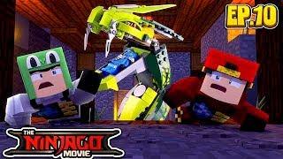 Minecraft LEGO NINJAGO - THE NINJAGO MUST STOP THE GREAT DEVOURER !!!