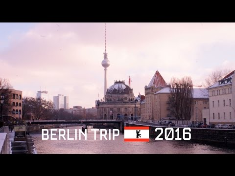 Berlin Trip 2016- Leicester School of Architecture