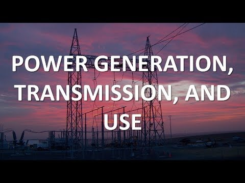 Power Generation Transmission and Use