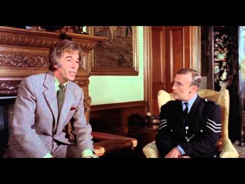 """Christopher Lee in """"The Wicker Man"""""""