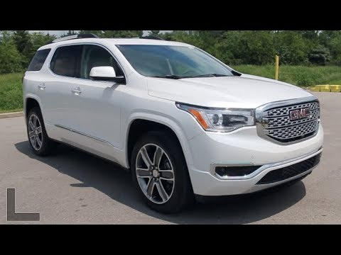 2018 Gmc Acadia >> 2019 GMC Acadia Denali FWD at Wilson County Motors Lebanon Tn - YouTube