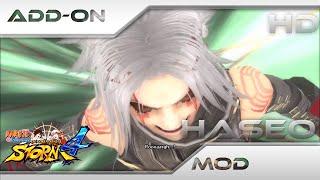Download Video Naruto Shippuden Ultimate Ninja Storm 4 [MOD] : Haseo from .hack//G.U.: Rebirth :add-on[PC][HD] MP3 3GP MP4