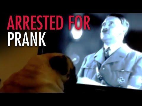 Scottish Police detain Youtuber for Pug prank