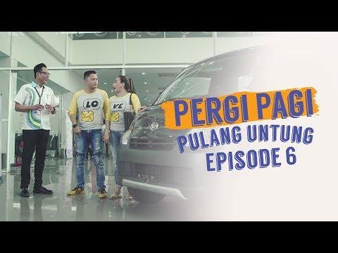 Pergi Pagi Pulang Untung | Episode 6 - Pasangan Lebay