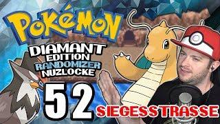 AGGRESSIVE Monster in der SIEGESSTRAßE 🌏 POKÉMON DIAMANT #52