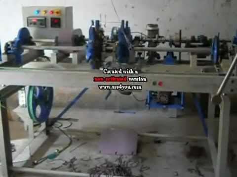 Shoe Lace Tipping Machine