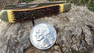 World's Largest Pocket Knife