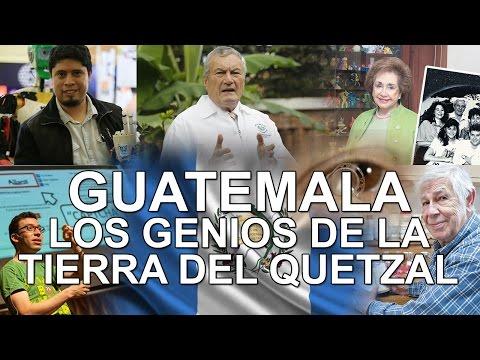 Serie Latinoamerica: Guatemala – Los genios de la tierra del Quetzal