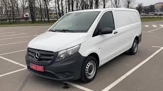 Обзор и тест-драйв Mercedes-Benz Vito 111 CDI (2015 года из Германии) - $12000