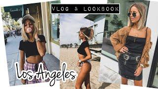 #VLOG & #LOOKBOOK à LOS ANGELES