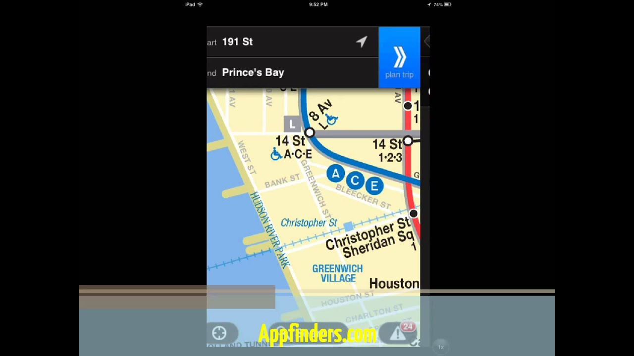 Nyc Subway Map Iphone.Embark Nyc Subway For Iphone Review Mta Maps Planning