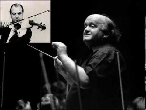 Josef Sivo - Glazunov Violin Concerto A minor op. 82