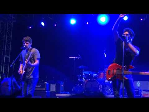 The Early November- Ever So Sweet at Never Say Never Festival 2012