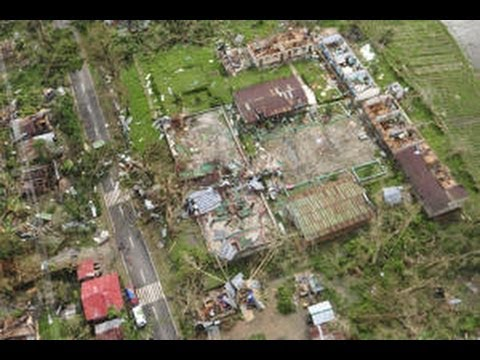 Update: PHILIPPINES TYPHOON 10,300 Dead  Ships Inland; 45 ft Surge; Cities Dstrd; Millions Affected