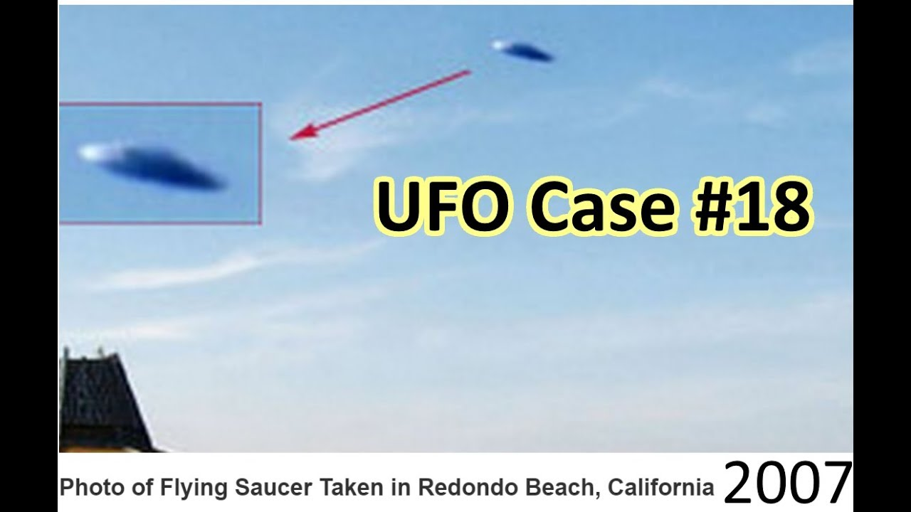 Is this a REAL UFO photographed in 2007? - The Out There Channel UFO Case #18 (20Nov2017)