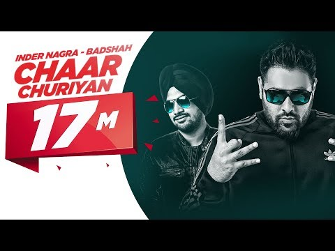 Chaar Churiyan (Full Song) | Inder Nagra Feat. Badshah | Latest Punjabi Songs 2016 | Speed Records