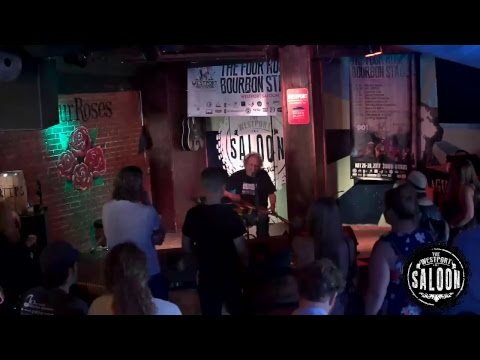 Howard Iceberg at Roots Recovery - live at The Westport Roots Festival 2017