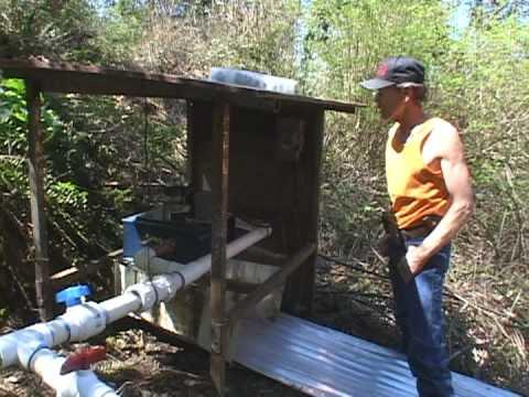 Off-Grid #1 Oregon Micro Hydro energy alternatives water wheel