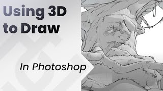 Using 3D to Draw