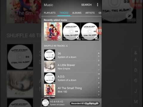 How to add lyrics and an album cover to your songs| ANDROID