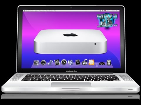bureau a distance sur Apple macbook et apple MAc Mini YouTube