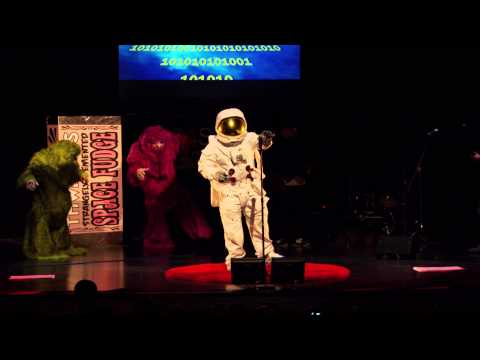 The synthesis of imagination: Rony Abovitz and Magic Leap at TEDxSarasota