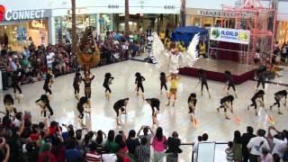 Tribu Pan-ay performing at Micronesia Mall, Guam July 22, 2012 1/2