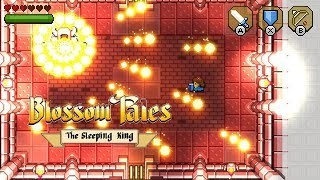 Blossom Tales: The Sleeping King (Switch) Review (Video Game Video Review)