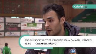 Calafell Esportiu | Hoquei | CP Calafell 2-3 PHC Sant Feliu