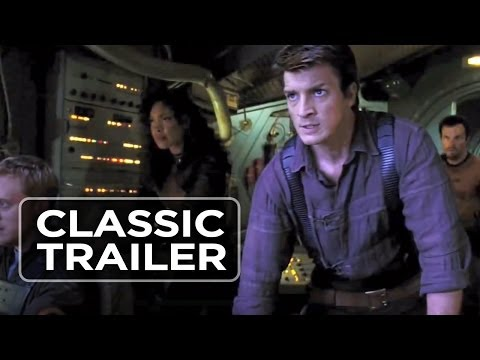 Serenity Official Trailer #1 - Morena Baccarin Movie (2005) HD