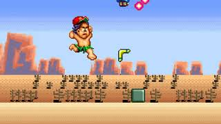 Super Adventure Island SNES no death 60fps