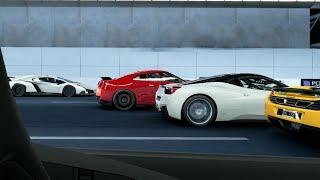 GT Sport:SSRX Street Battles w/ 900+HP Huracan, R35 GTR, Supra, Skyline, 500+HP Evo X & More