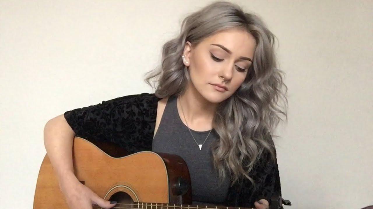 Im A Ruin Marina And The Diamonds Guitar Cover Youtube