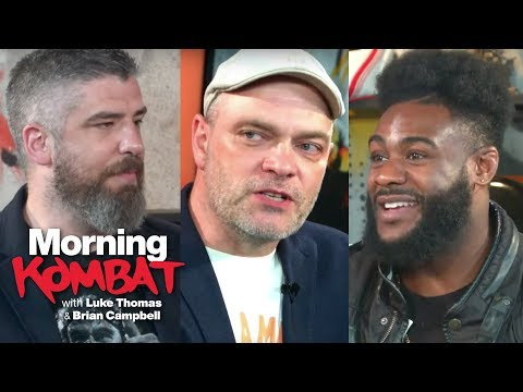 Morning Kombat Special Edition: UFC 244 Preview w/ Aljamain Sterling