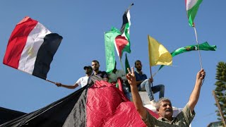 Gaza: Palestinian rivals Hamas, Fatah sign reconciliation deal