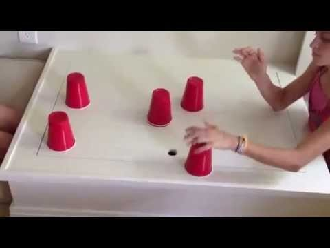 Cup Song With 8 Cups