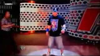 John Cena vs The Big Show Judgement Day 2009 Promo